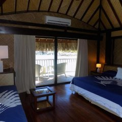Hotel Maitai Polynesia 3* Бунгало с различными типами кроватей фото 9