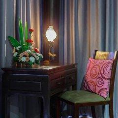 Отель Aquamarine Resort & Villa 4* Вилла с различными типами кроватей фото 34