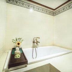 Отель Almanity Hoi An Wellness Resort 4* Улучшенный номер с различными типами кроватей
