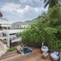 Отель Santosa Detox and Wellness Center пляж Ката фото 2