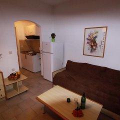 Отель Corfu Glyfada Menigos Resort 3* Апартаменты с различными типами кроватей