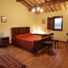 Отель Agriturismo Acquacalda Стандартный номер фото 9