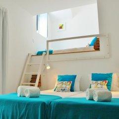 Ale-Hop Albufeira Hostel Улучшенный номер с различными типами кроватей