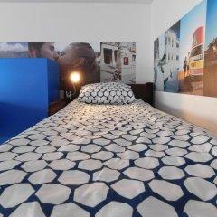 Hostel Bureau Кровать в общем номере с двухъярусной кроватью фото 2