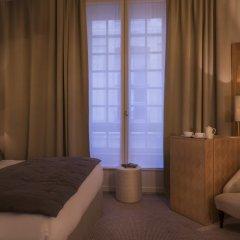 Отель Hôtel DAubusson 5* Улучшенный номер с различными типами кроватей фото 4