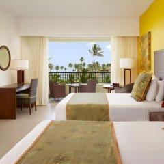 Отель Now Larimar Punta Cana - All Inclusive 4* Номер Делюкс с различными типами кроватей фото 13