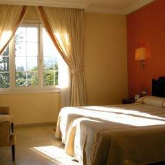 Ayre Hotel Córdoba 4* Стандартный номер с различными типами кроватей