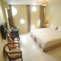 Holiday Hotel Номер Делюкс с различными типами кроватей фото 3