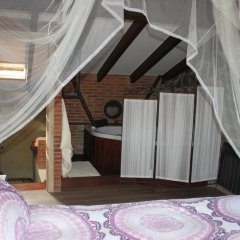 Отель Casa Rural La Charruca сауна