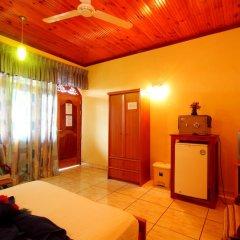Отель Paradise Holiday Village Номер Делюкс с различными типами кроватей фото 5