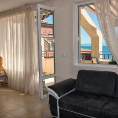 Отель Europe Apartments Болгария, Поморие - отзывы, цены и фото номеров - забронировать отель Europe Apartments онлайн комната для гостей фото 2