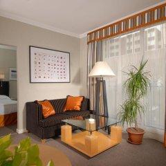 Отель Golden Prague Residence 4* Улучшенные апартаменты с различными типами кроватей