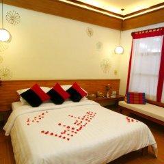 Отель Inle Inn 2* Номер Делюкс с различными типами кроватей фото 7