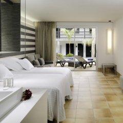 Отель Barcelo Castillo Beach Resort 4* Улучшенное бунгало с различными типами кроватей фото 4
