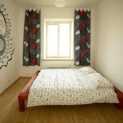 Хостел Ура рядом с Казанским Собором Номер с общей ванной комнатой с различными типами кроватей (общая ванная комната) фото 11
