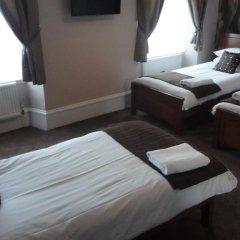 Отель Sandyford Lodge 3* Стандартный номер фото 4