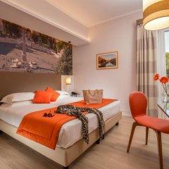 Hotel Villa Grazioli 4* Улучшенный номер с различными типами кроватей фото 5