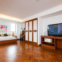 Отель The Grand Sathorn 3* Представительский люкс с различными типами кроватей фото 5