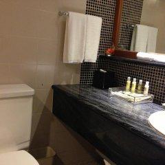 Отель Grand Park Xian Китай, Сиань - отзывы, цены и фото номеров - забронировать отель Grand Park Xian онлайн ванная фото 2