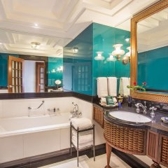 Отель The Oberoi Amarvilas, Agra 5* Номер Делюкс с различными типами кроватей фото 4