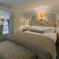 Гостиница Эрмитаж - Официальная Гостиница Государственного Музея 5* Президентский люкс разные типы кроватей фото 2