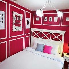 Отель Han River Guesthouse 2* Студия с различными типами кроватей фото 3