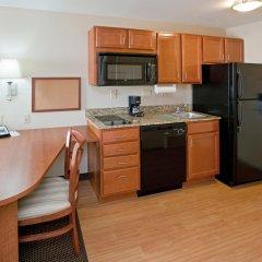 Отель Candlewood Suites Lafayette 2* Студия с различными типами кроватей фото 4