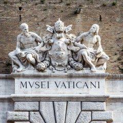 Отель Dei Consoli Vatikano Dependance