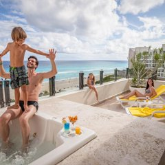 Отель Park Royal Cancun - Все включено 3* Номер Делюкс с различными типами кроватей фото 7