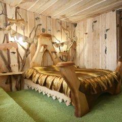 Art Hotel Vykrutasy 3* Люкс с различными типами кроватей фото 7