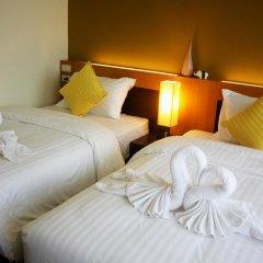 Отель Breezotel Стандартный номер с 2 отдельными кроватями фото 10