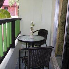Samui Green Hotel балкон