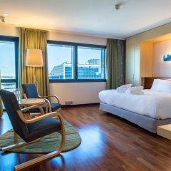 Отель Hilton Helsinki Airport 4* Представительский номер с различными типами кроватей