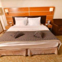 Ankara Plaza Hotel 4* Номер Делюкс двуспальная кровать фото 6