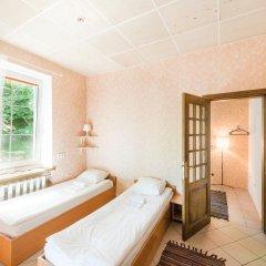 Хостел и Кемпинг Downtown Forest Номер с различными типами кроватей (общая ванная комната) фото 44
