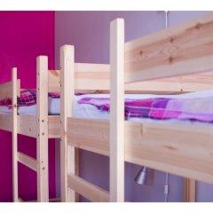 Hostel Goodmo Кровать в общем номере с двухъярусной кроватью фото 7