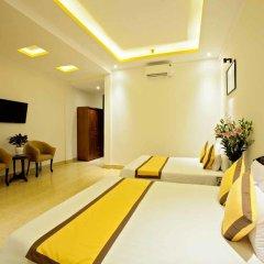 Hai Au Boutique Hotel & Spa 3* Стандартный номер с различными типами кроватей фото 3