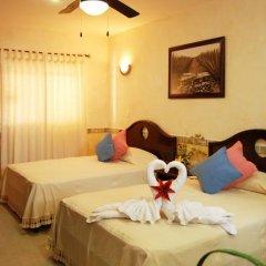 SC Hotel Playa del Carmen 3* Номер Эконом с разными типами кроватей фото 2