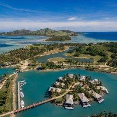 Отель Musket Cove Island Resort & Marina 4* Вилла с различными типами кроватей