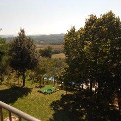 Отель Podere Il Biancospino Кьянчиано Терме балкон