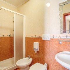Отель Caravaggio Италия, Рим - 9 отзывов об отеле, цены и фото номеров - забронировать отель Caravaggio онлайн ванная