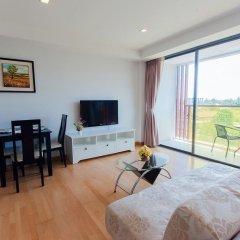 Отель Rocco Huahin Condominium Студия с различными типами кроватей фото 37