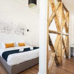 Отель Lisbon Check-In Guesthouse 3* Люкс повышенной комфортности с различными типами кроватей фото 7