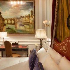 Отель The St. Regis Florence 5* Улучшенный номер с различными типами кроватей фото 2