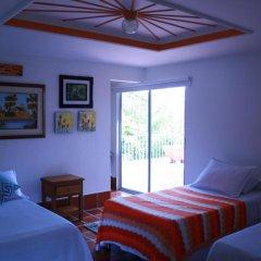 Finca Hotel el Caney del Quindio 2* Стандартный семейный номер с двуспальной кроватью