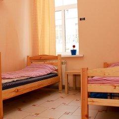 Хостел Х.О. Кровать в общем номере с двухъярусной кроватью фото 12