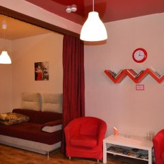 Hotel Aura 3* Стандартный номер с разными типами кроватей фото 7