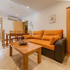 Отель Apartamentos Loto Conil Испания, Кониль-де-ла-Фронтера - отзывы, цены и фото номеров - забронировать отель Apartamentos Loto Conil онлайн комната для гостей фото 5