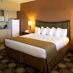Отель Best Western Oceanfront - New Smyrna Beach 3* Стандартный номер с различными типами кроватей фото 3