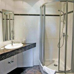 Entrée Hotel Glinde 3* Стандартный номер с 2 отдельными кроватями (общая ванная комната) фото 14